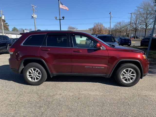 Pre-Owned 2018 Jeep Grand Cherokee