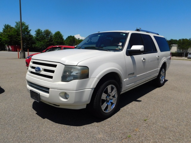 Pre-Owned 2008 Ford Expedition EL Limited
