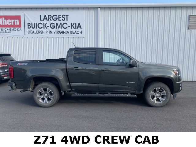 Pre-Owned 2018 Chevrolet Colorado Z71