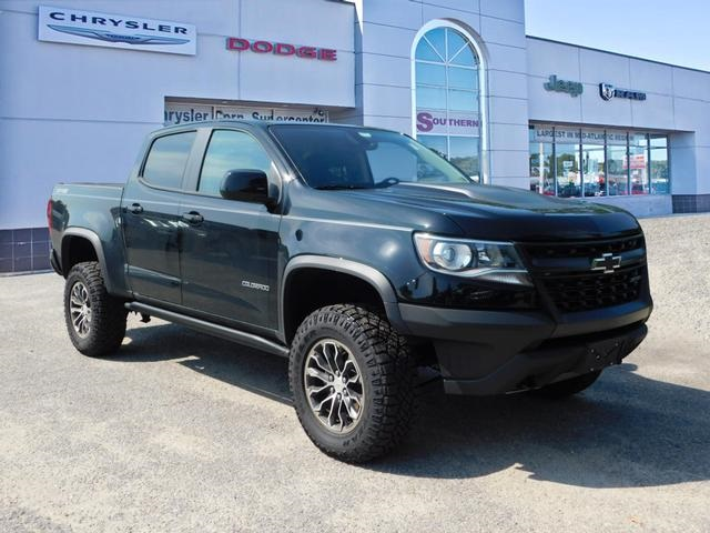 Pre-Owned 2019 Chevrolet Colorado ZR2