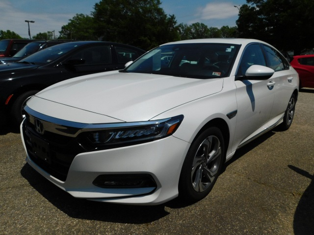 Pre-Owned 2019 Honda Accord EX