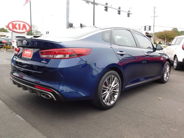 New 2018 Kia Optima SX
