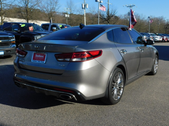 Certified Pre-Owned 2016 Kia Optima SXL