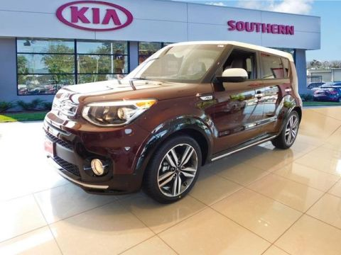 New 2017 Kia Soul Plus